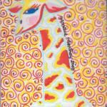 """Giraffe"" by mqmysticenterprise"