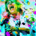 """Steven Tyler"" by rosalin"