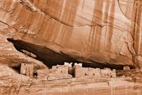 Upper White House Ruins, Canyon de Chelly