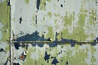 Abstract colour texture photograph of aged paint