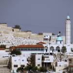 """Mount of Olives"" by janesprints"