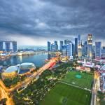 """Singapore : !Strike! : Marina Bay Sand"" by Tomatoskins"