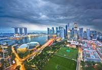 Singapore : !Strike! : Marina Bay Sand