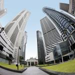 """""""Singapore : Central Business District (CBD)"""" by Tomatoskins"""