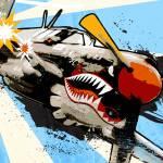 """""""P40 Warhawk"""" by mediagraffiti"""