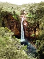 Outback Waterfall