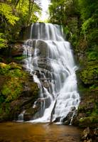 Eastatoe Falls - WNC Waterfall Photography