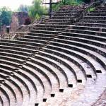 """ROMAN THEATER LYON FRANCE"" by homegear"