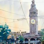 """""""Ferry Building"""" by WilliamDunn"""