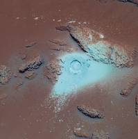 Sulfur-Rich Rocks and Surface Materials on Mars