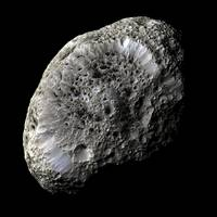 Hyperion, Moon of Saturn