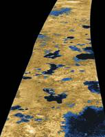 Titan, Moon of Saturn