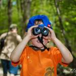 """""""My son with binoculars"""" by SarahDollyPhotography"""