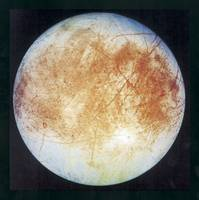 Europa, Jupiter's Fourth Largest Moon