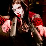 """""""Female Clown"""" by JacobMeudtPhotography"""