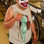 """Laundry Clown"" by JacobMeudtPhotography"