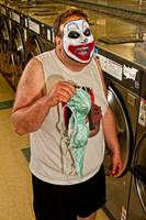 Laundry Clown
