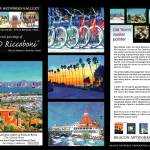 """Beacon Artworks Gallery RD Riccoboni Poster"" by BeaconArtWorksCorporation"