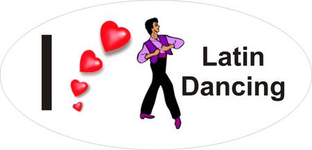 I love Latin Dancing