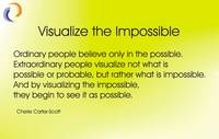 Visualise the Impossible
