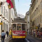 """Street Trolly; Lisbon, Portugal"" by ngphoto"