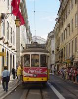Street Trolly; Lisbon, Portugal