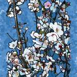 """""Almond Blossoms"""" by MurGallery"