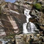 """""""Waterfall at Moel-yr-Hydd"""" by HiggySTFC"""