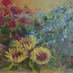 """""""Still Life Floral"""" by lesamac1"""