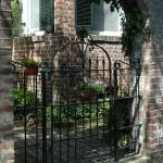 """Gate in Charleston"" by ImagesbyMauveline"