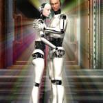 """Robot Love"" by thunderossa"
