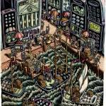 """Cellphone City"" by LisaHaney"