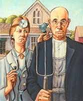 American Gothic Doctor