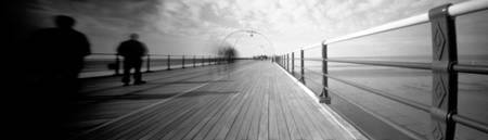 Southport Pier by Pinhole
