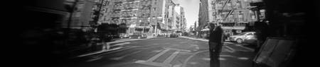 New York by Pinhole (street)