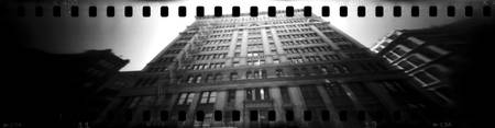 New York by Pinhole