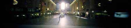 Grand Central 4pm -pinhole