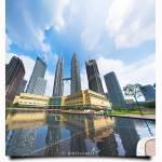 """Good morning Kuala Lumpur"" by amirularif"