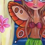 """""""""""Hawaiian Fairy"""""""" by artbyjaz"""