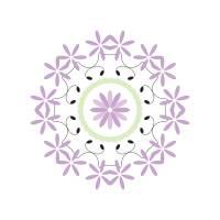 Lilac Petal Art Prints & Posters by Carlton Hibbert