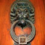"""Italian Door Knocker"" by JenniferLaskerWhite"