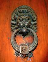 Italian Door Knocker