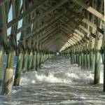 """Under the Pier"" by ImagesbyMauveline"