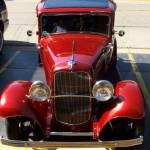 """Vintage red ford"" by Roberth"