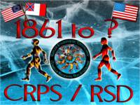 1861 to ? CRPS/RSD Blazing Pain Figures