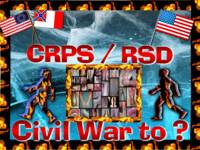 Civil War to ? CRPS/RSD Fire & Ice
