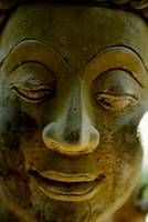 Buddha Face (Colour)