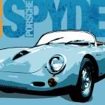 """""""Porsche Spyder"""" by mediagraffiti"""
