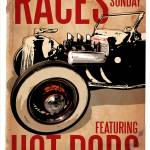 """Hot Rod Races"" by mediagraffiti"
