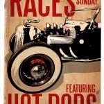 """Hot Rod Races"" by mediagraffiti"